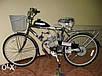 Веломотор F80 на велосипед 80 сс без стартера, фото 6
