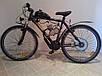 Веломотор F80 на велосипед 80 сс без стартера, фото 9