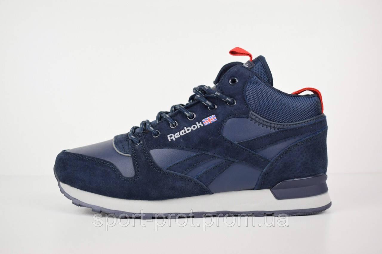 Зимние мужские ботинки в стиле Reebok Classic (Топ качество) - Магазин  Спортивной Обуви в 6e390ab7657