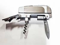 Зажигалка+нож+открывашка+штопор Multifunction