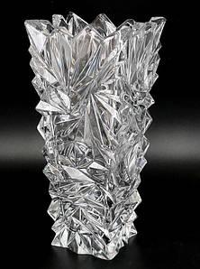 Ваза 'Ледяная', h-30 см. BOHEMIA 199-1031