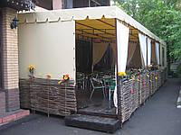 Навесы, козырьки,маркизы из ткани ПВХ- Германия 680 D