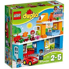 Конструктор LEGO Duplo 10835 Семейный дом. Оригинал Лего Дупло