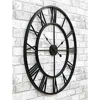 Часы настенные металлические в стиле лофт - Milano 76