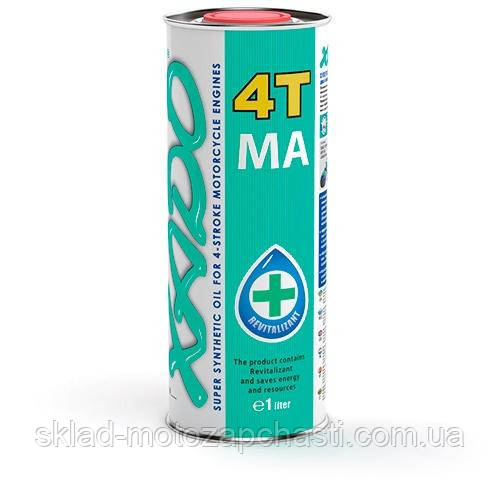 XADO Atomic Oil 10W-40 4T MA SuperSynthetic 1L