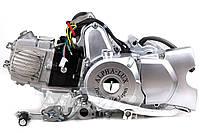 Двигатель Дельта- 107см3 куб  АЛЬФА ЛЮКС
