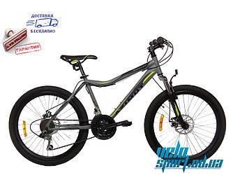 Горный подростковый велосипед Azimut Voltage 24 D+