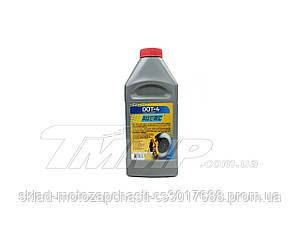 Тормозная жидкость AVERC 0,5л DOT-4