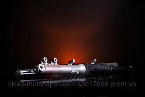 Амортизаторы передние (перья вилки)  MINSK SONIK  (короткие)