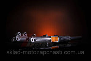 Амортизаторы передние (перья вилки) Minsk-SONIK 125/150 (длинные)