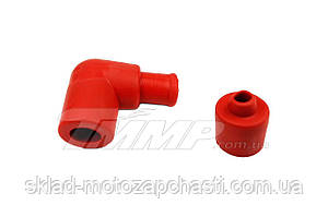 Насвечник SILICONE RED