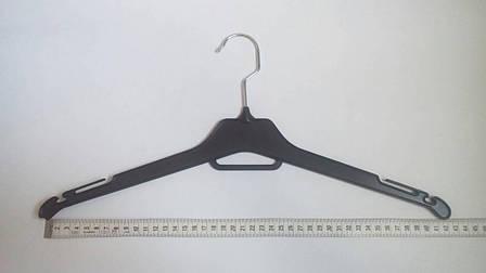 Вешалки, тремпеля, плечики для одежды металлический крючок 42см, фото 2