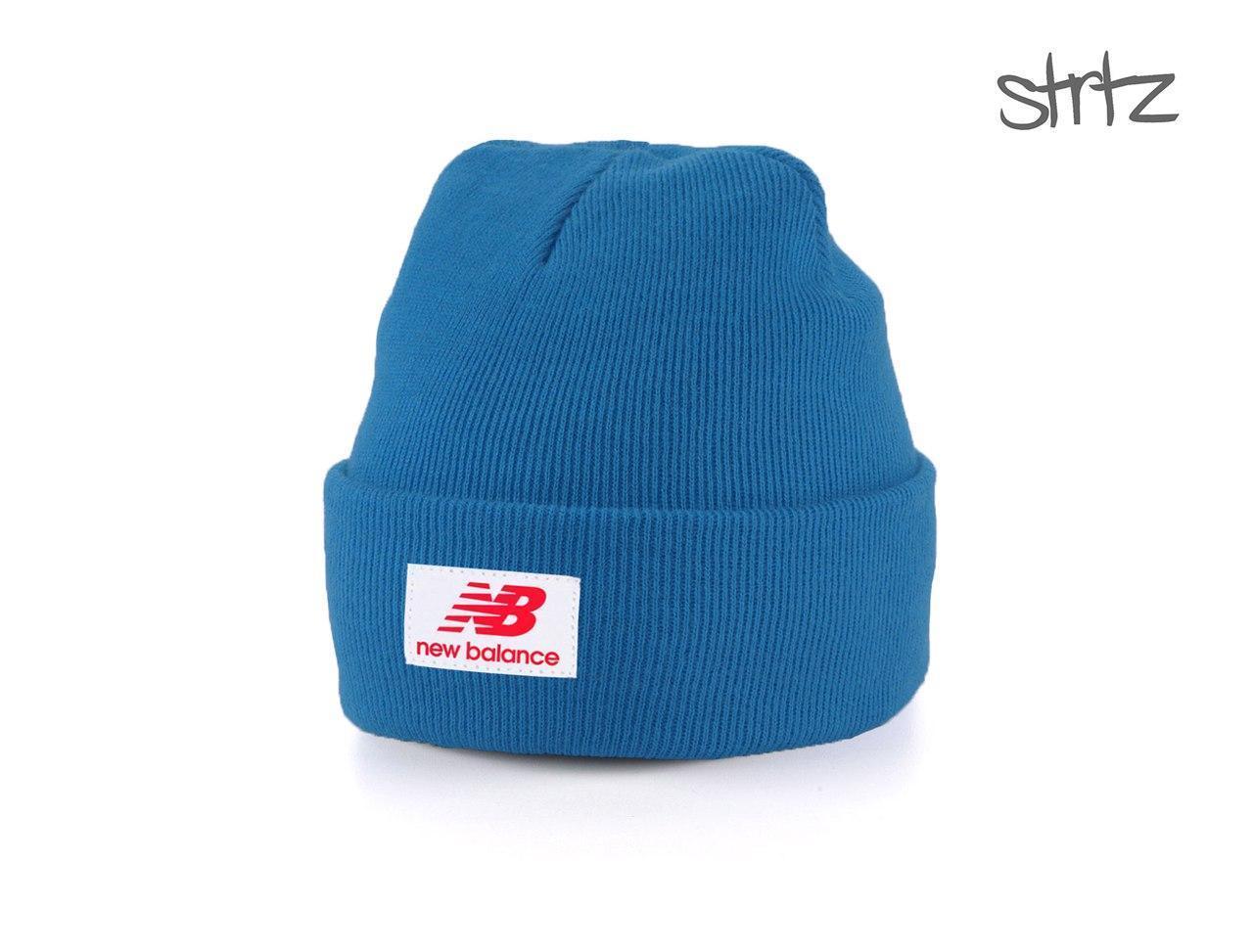 Модная мужская шапка нью беленс, шапка New Balance