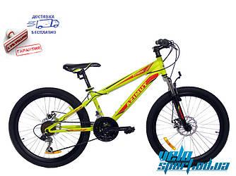 Горный велосипед Azimut Extreme 24 D