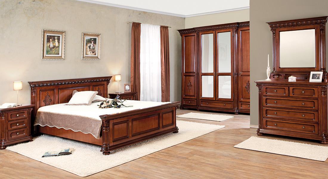 Спальня SIMEX VENETIA LUX вариант 2