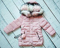 Куртка для девочки,зима, 4-12 лет Венгрия, фото 1