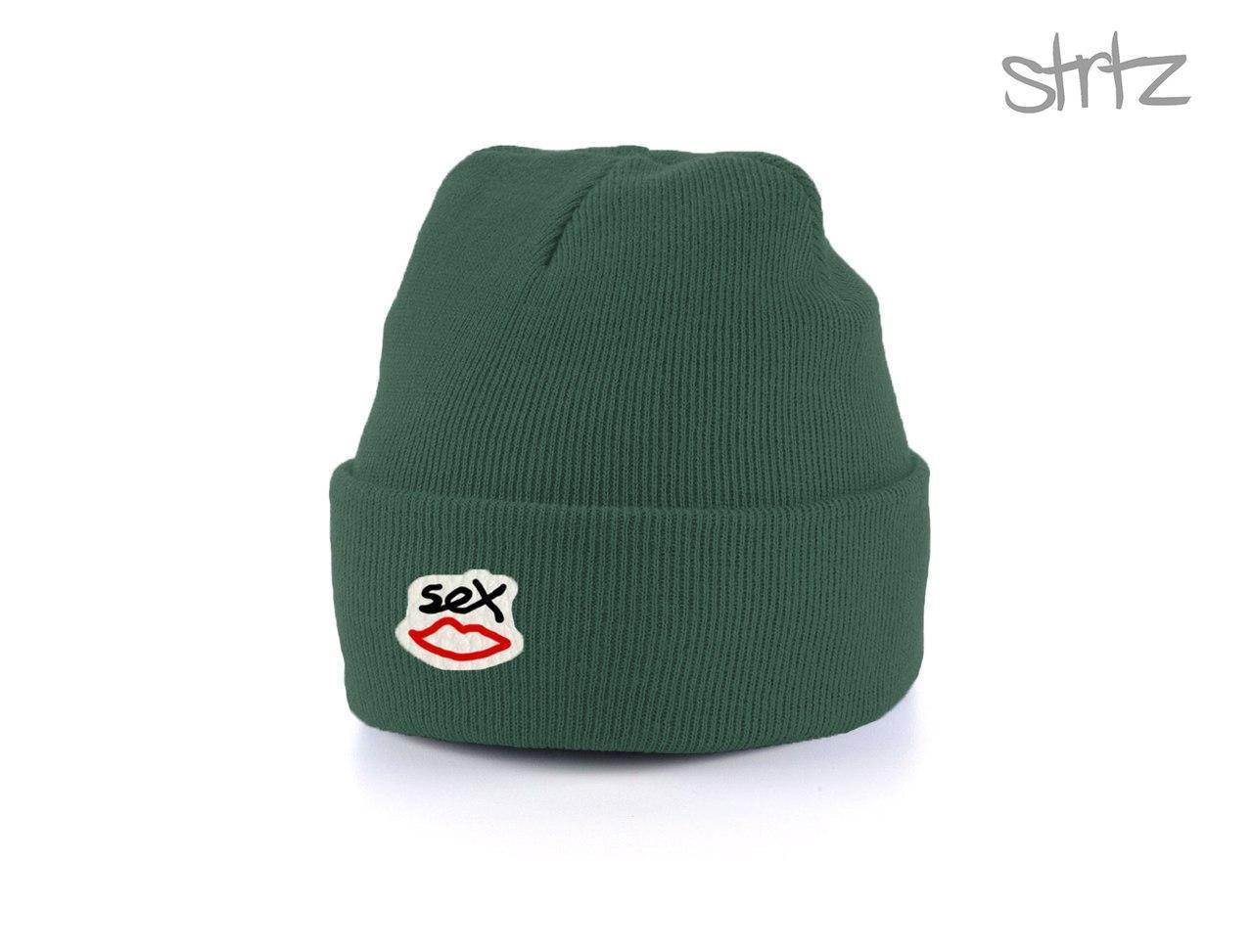 35dcaf0067fc Молодёжная мужская шапка - Bigl.ua
