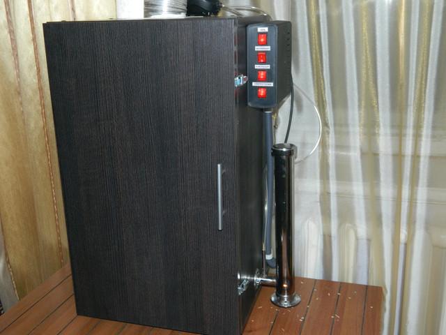 Электростатическая коптильня холодного копчения cosmogen csfe-750