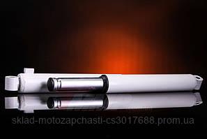 Амортизаторы передние (перья вилки) HONDA DIO с барабанным тормозом
