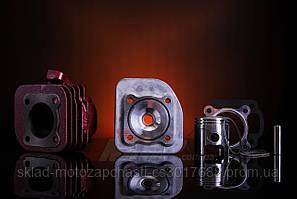 Поршневая HONDA DIO 90 (50.00mm) в сборе+головкa TRW