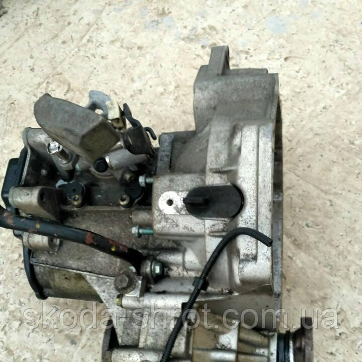 Коробка передач 2.0 бензин EGU Skoda Octavia tour механика
