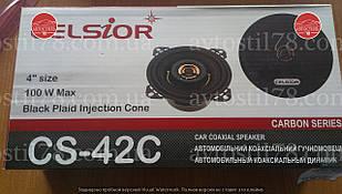 Колонки CELSIOR CS-42C 10см Carbon