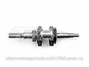 Коленвал 168F (конус L=20mm) Артикул: K-5252