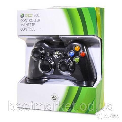 Джойстик геймпад Xbox 360 Controller (проводной)