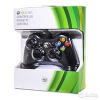 Джойстик геймпад Xbox 360 Controller (проводной), фото 1