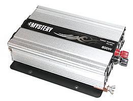 Перетворювач 12-220V 800W Mystery MAC-800