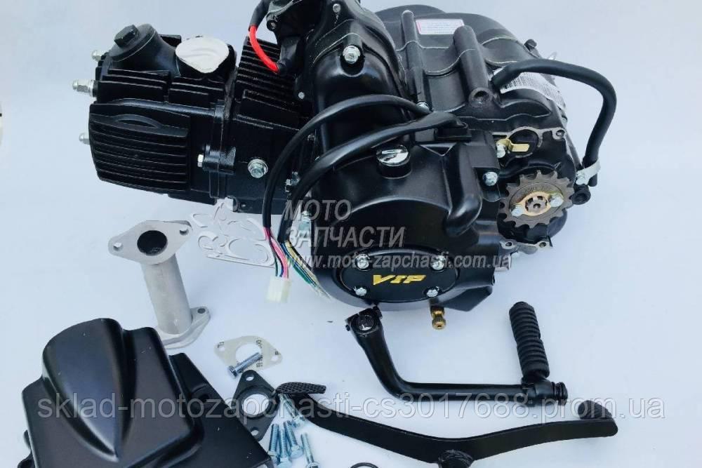 Двигатель Альфа 110/49 см3 d-52,4 мм механика VIP Japan