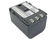 Аккумуляторная батарея CameronSino для фото/видео CANON BP-2L12, 1500mAh, Dark Grey