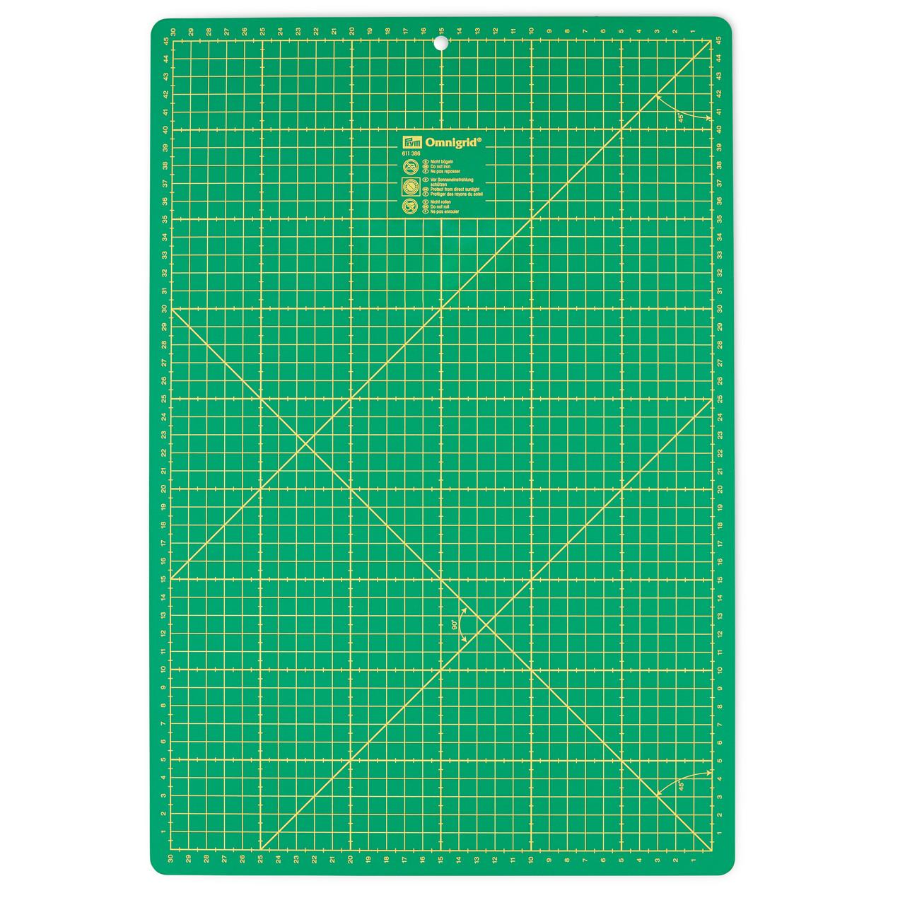 Коврик Prym 611386 для раскройных ножей Omnimat (30 x 45 см)