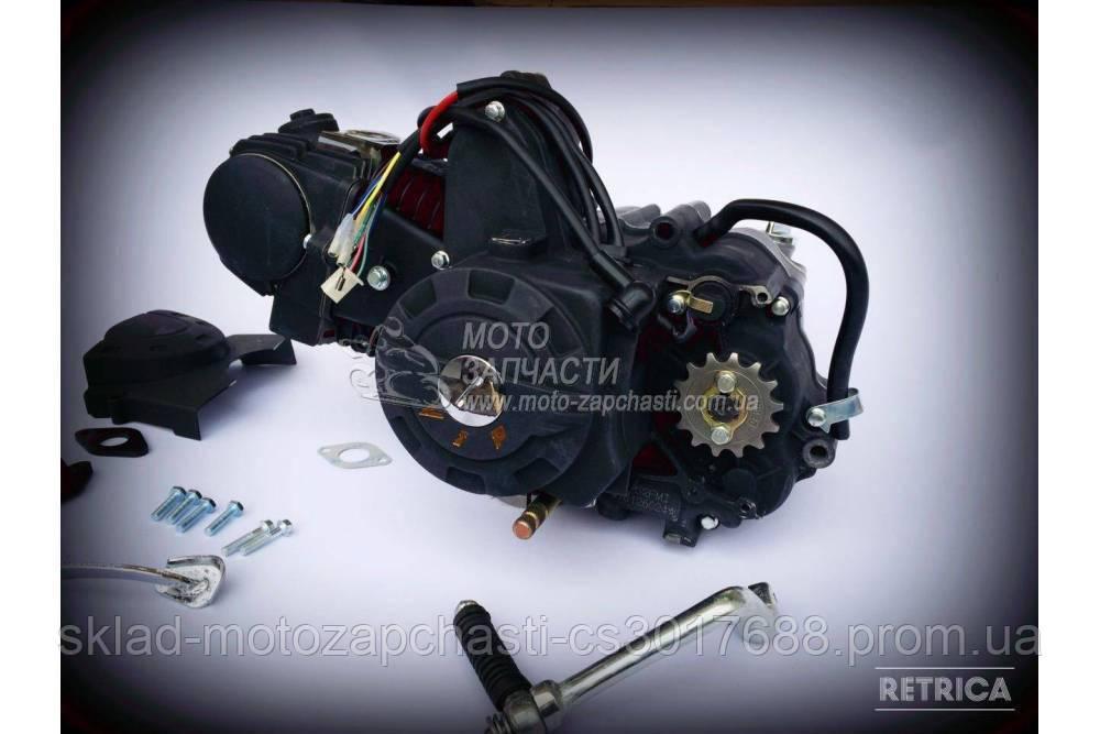 Двигун Актив / GS-125см3 d-54 мм автомат SABUR
