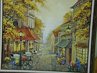 """Картина """"Городской пейзаж"""", фото 1"""