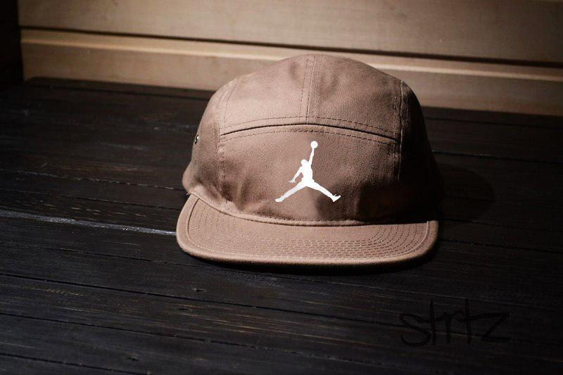 Стильная кепка пятиклинка Jordan