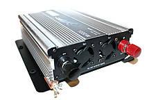 Преобразователь 12-220V 1000W Mystery MAC-1000, фото 3