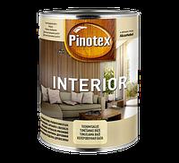 PINOTEX INTERIOR Декоративное средство для отделки древесины при внутренних работах 3 л