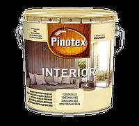 PINOTEX INTERIOR Декоративное средство для отделки древесины при внутренних работах 10 л