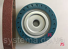 Шлифовальный барабан д. 150х30х25,4 мм, для лент 30х471-475 мм, расширяющийся от вращения, фото 3