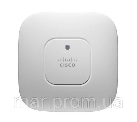 Точка доступа Cisco 802.11n Standalone 702, 2x2:2SS; Int Ant; E Reg Domain