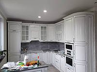Кухня на заказ в классическом стиле Blum-067, фото 1