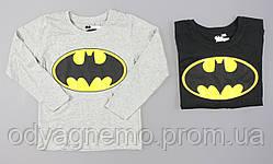 Реглан для мальчиков Batman оптом, 6-12 лет .