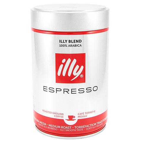 Мелена кава ILLY Espresso Medium, 250 грам