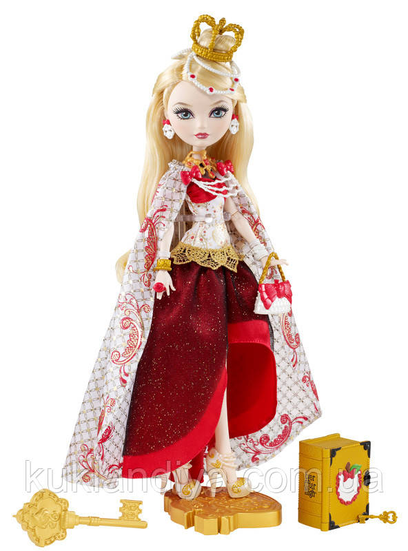 Кукла Ever After High Эппл Уайт День Наследия Apple White Legacy Day