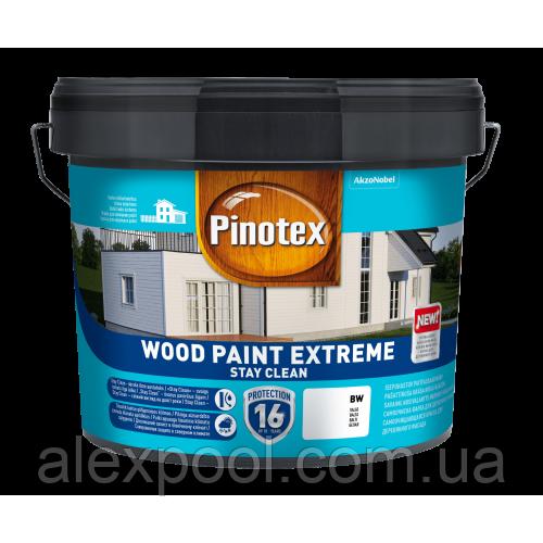 Фарба на водній основі PINOTEX WOOD PAINT EXTREME тонув.база, BM 9,6 л