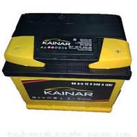 Аккумулятор 60Ah-12v KAINAR Standart+ (242х175х190),R,EN540 для Megane 3 KAINAR