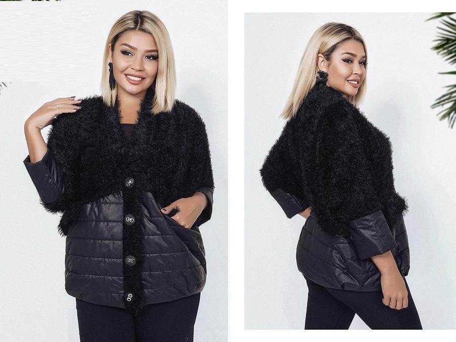 Стильная куртка 03858