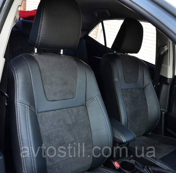 Чехлы Toyota Corolla (с 2013-..)