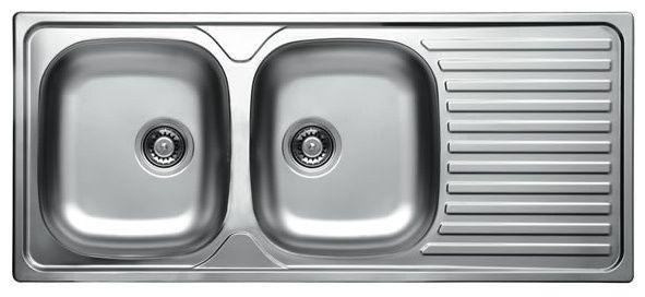 Мойка кухонная INTERLINE RONDO ECD 138